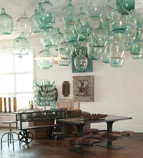 Que no falte en casa una damajuana el blog de cositas - Damigiane decorate ...