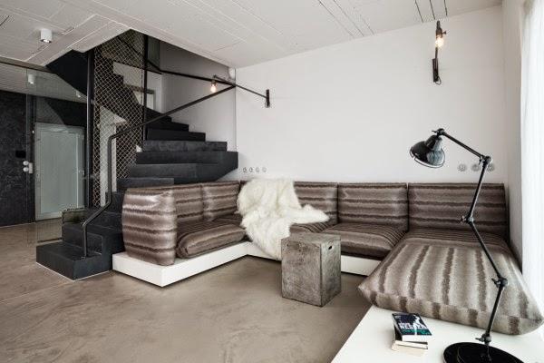 Những mẫu nội thất tối giản đẹp nhất 2014