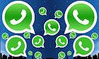 Whatsapp Web . Veja por aqui mas não esqueça de sempre clicar em sair