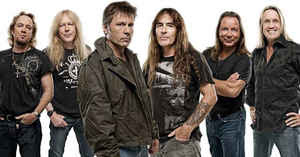 IRON MAIDEN - Coming this June 27, 2017 at the Isleta Amphitheater!