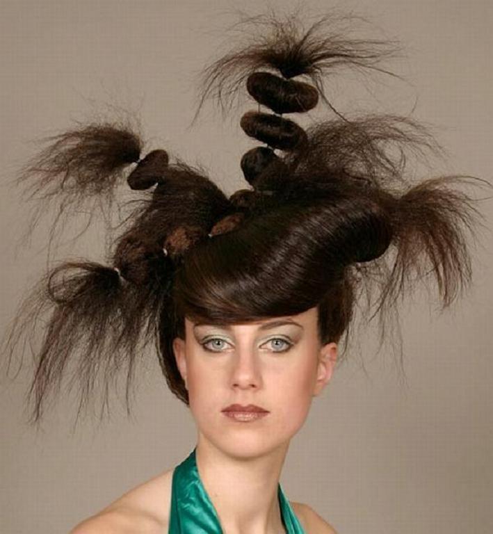 Peinados Locos Para Hombres - Sorpréndete El