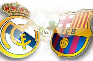 El Clásico Real Madrid vs Barcelona 23-3-2014