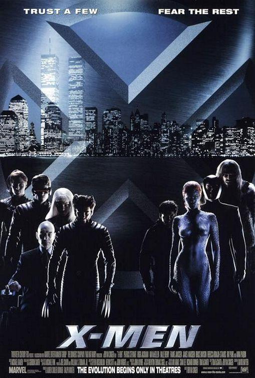 Dị Nhân 1- X-Men 1