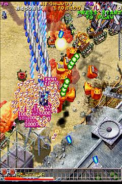 Muchi Muchi Pork! arcade videojuego portable descargar gratis shoot'em up bullet hell