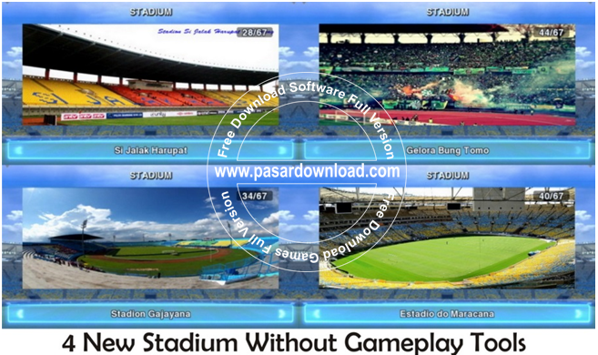 Download Update PES 2013 Terbaru SUN Patch 2013 V 3.02