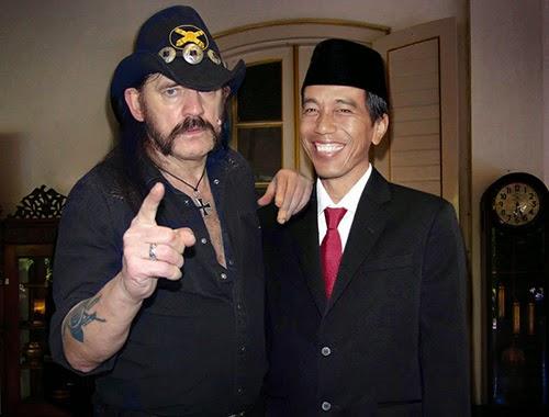 15 Foto Jokowi Sentuhan Dewa Photoshop 13