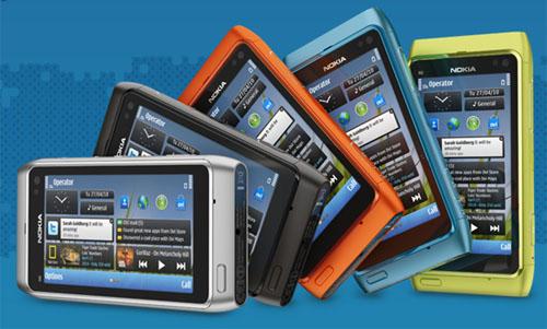 Uji Benchmark, Nokia N8 Libas N97