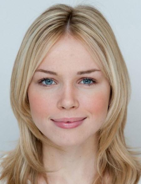 Florence Colgate: La cara técnicamente perfecta