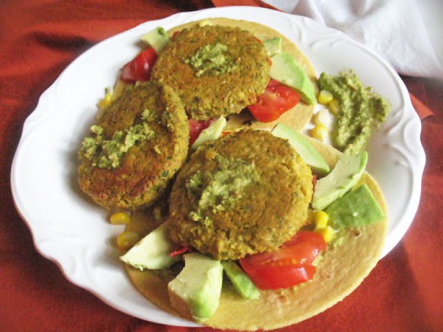 kofta tacos