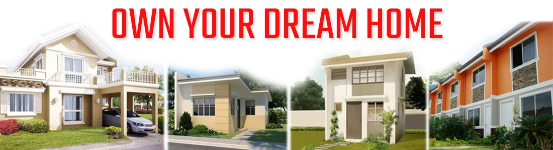 Own your dream home filinvest 60 for 60 raffle promo for Building your dream home on your own lot