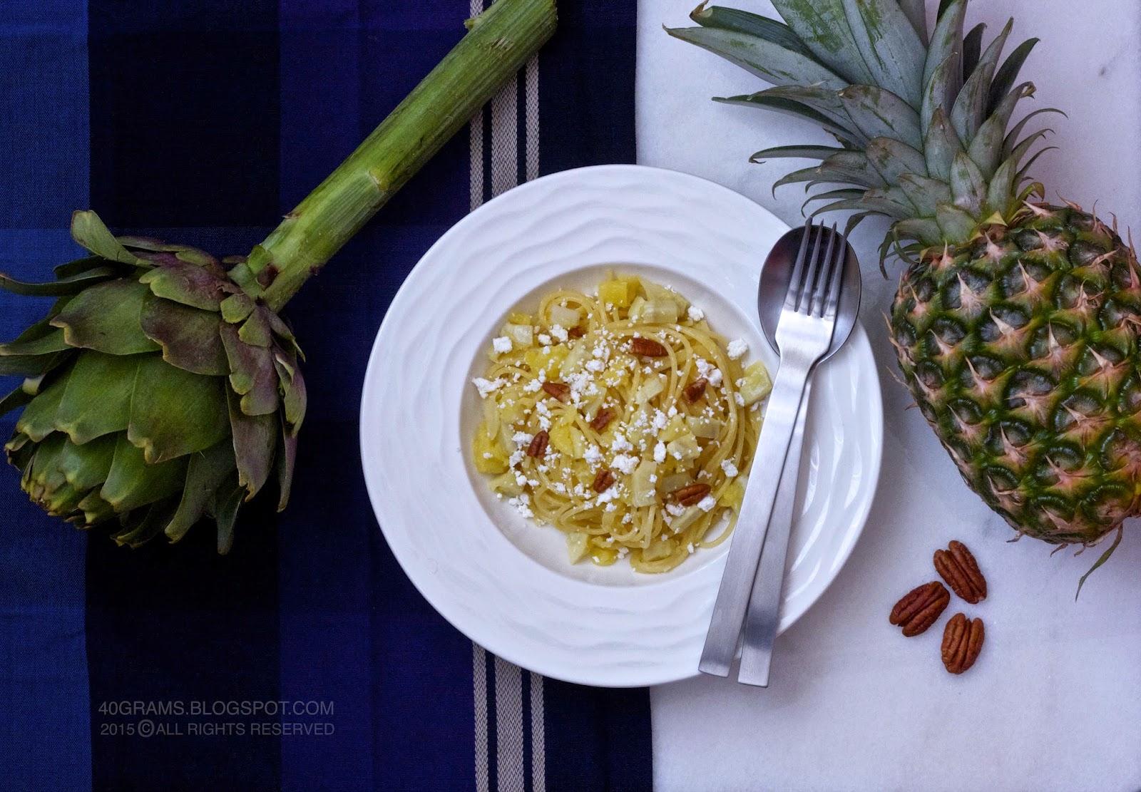 Ananaslı Kereviz Salatası Tarifi