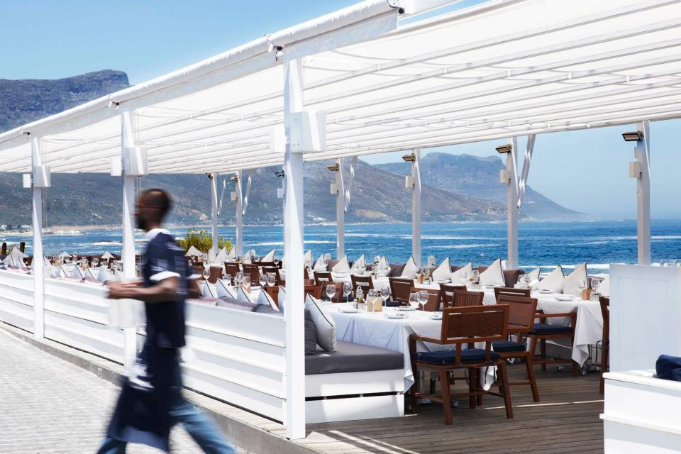 Green Route Africa: Bungalow Restaurant and Lounge opens ...