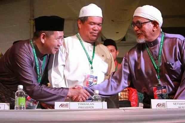 Betul ka berita ni yang kata Salahuddin Ayub kempen tukar Presiden PAS