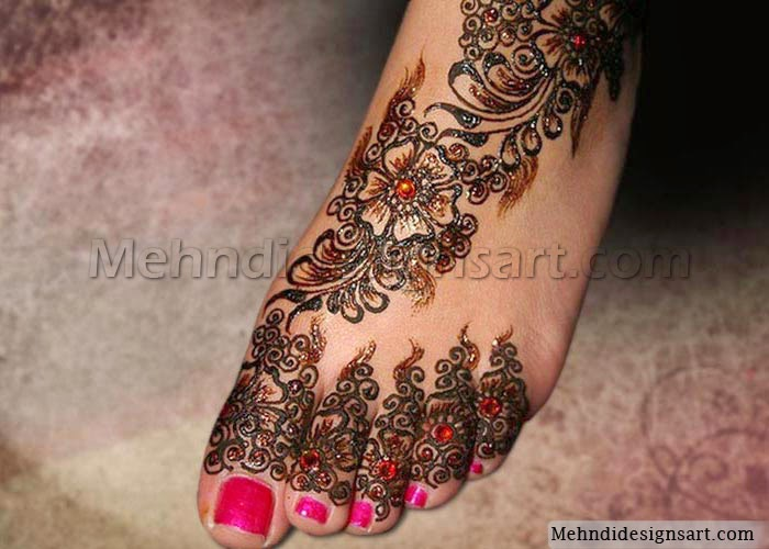 Mehndi Designs And Hairstyles : Mehndi designs for girls and kids my all styles