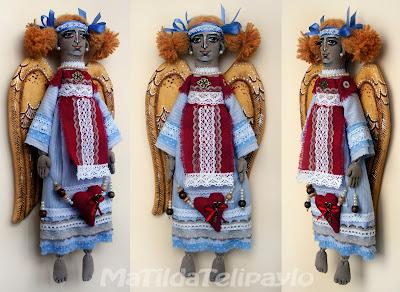 купить куклу ангела волжский волгоград