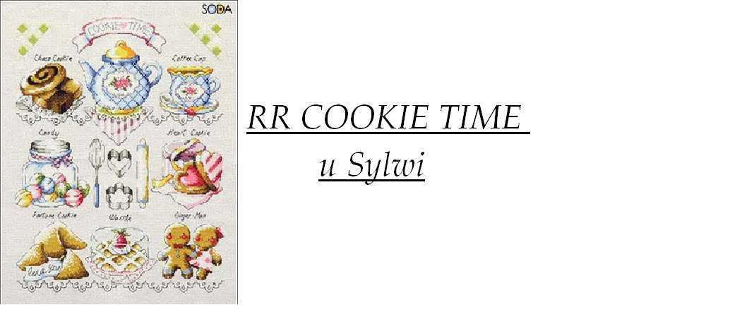 RR COOKIE TIME u Sylwi