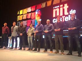 Premi Baròmetre 2015 #NitDeCastells16