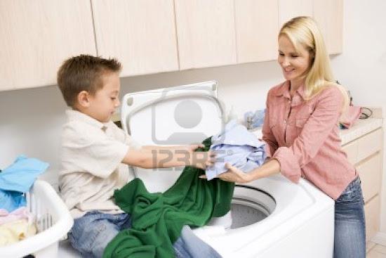 Que significa soñar con lavar ropa