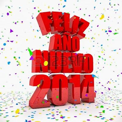 Año Nuevo 2014 Wallpaper