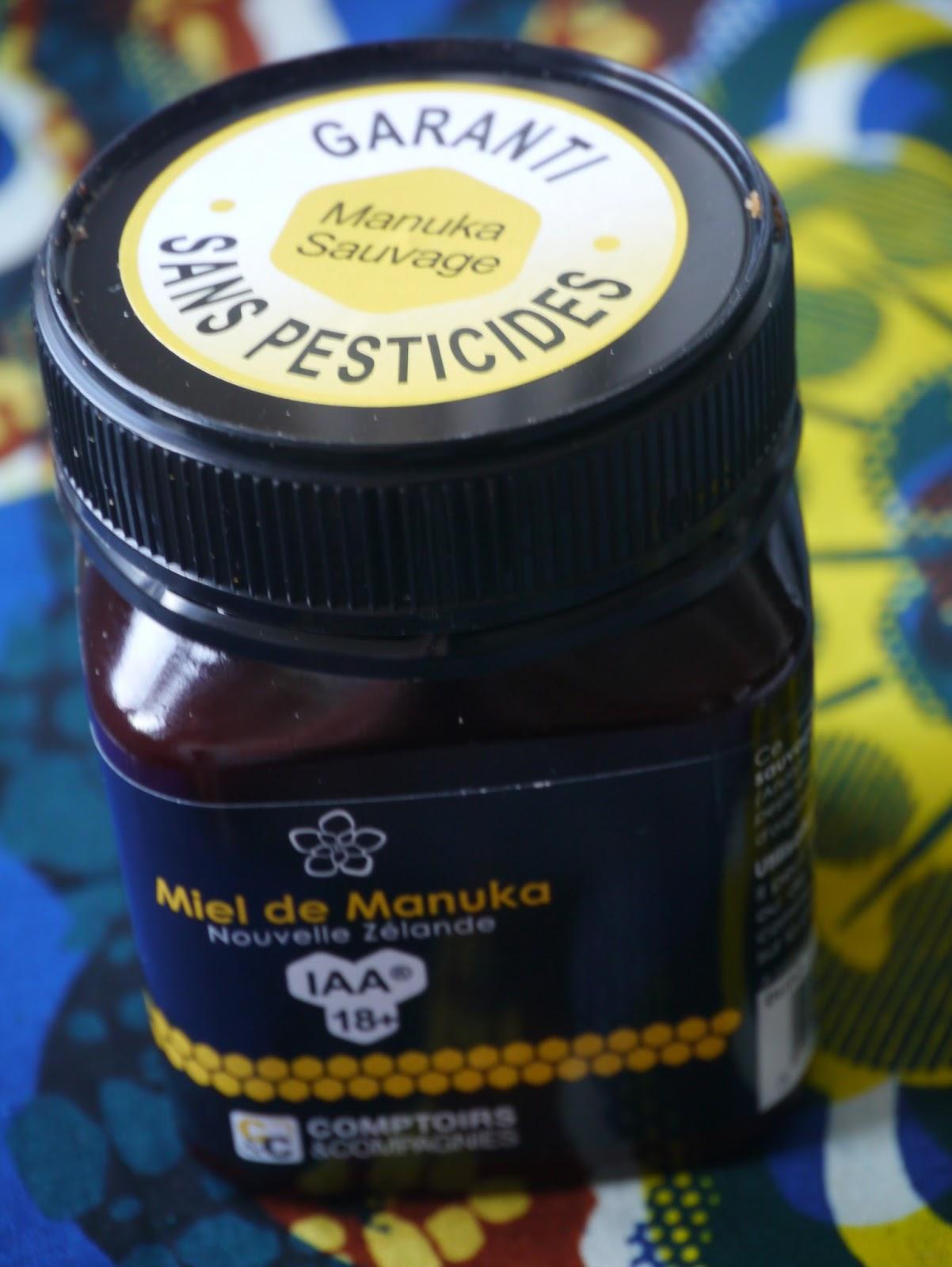 miel de manuka bio naturalia