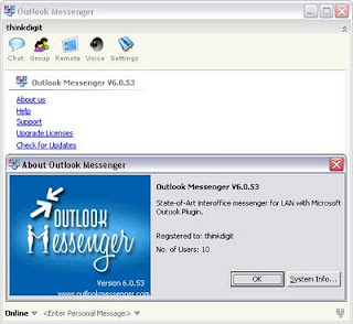 Outlook Messenger 6.0.53