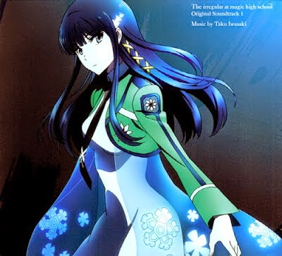 portada de Mahouka Koukou no Rettousei Original Soundtrack Vol.1