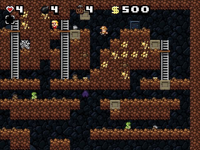 Download Game Spelunky