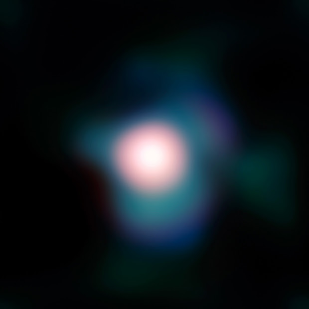 The sharpest ever image of soon-to-be-supernova Betelgeuse!