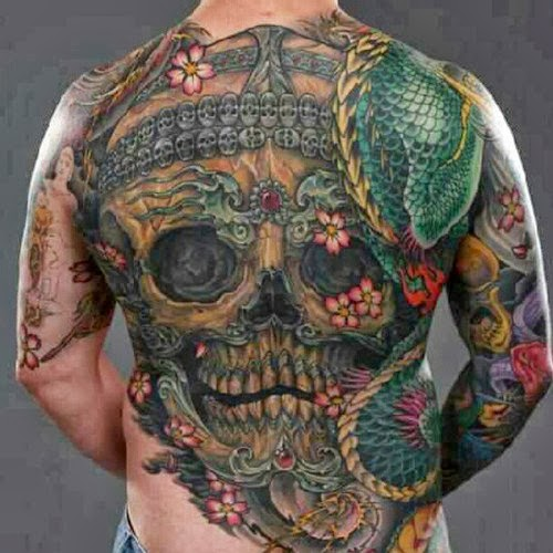 Tibetan Tattoo: Gombal Tattoo Designs: Tibetan Skull Tattoo Meaning