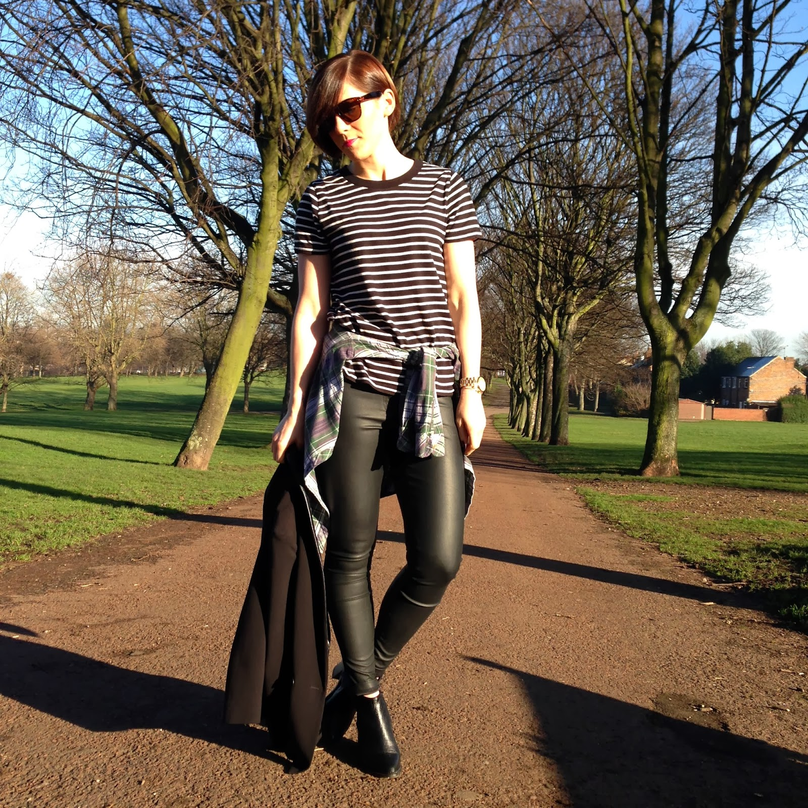 Topshop Trousers Lucy Higgins Blog Blogger Girlabouttown Girl About Town Fashion