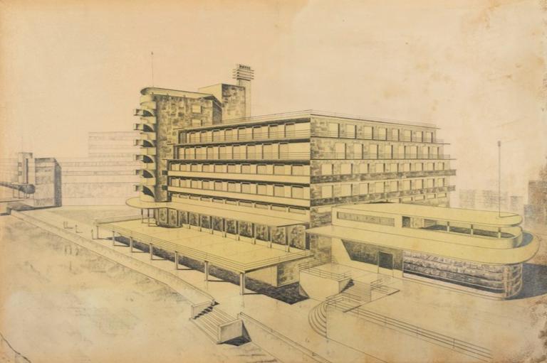 Saint Jean-de-Luz 1930 (Projet)