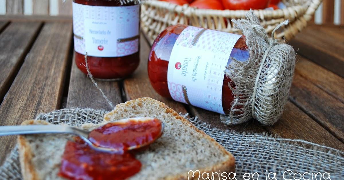 Mermelada Especiada de Tomate