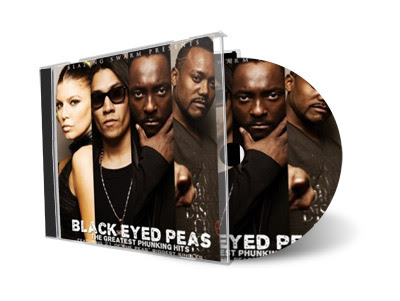CD The Black Eyed Peas – Greatest Hits (2012)
