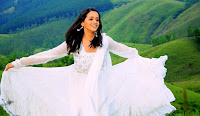 Cute, Bhavana, In, White