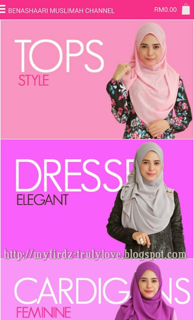 Aplikasi Shopping Baju Muslimah Murah!