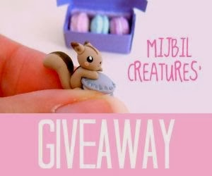 Mijbil Creatures Wonderful Giveaway