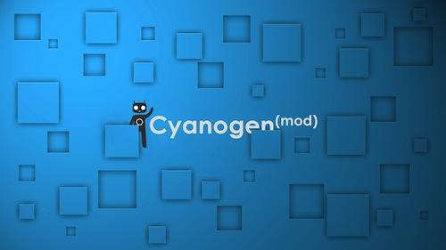 Cyanogen Mod 10 Wallpaper 1