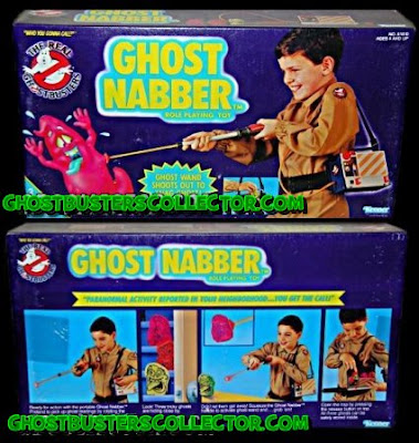 Kenner The REAL Ghostbusters Ghost Nabber Roleplay Toy