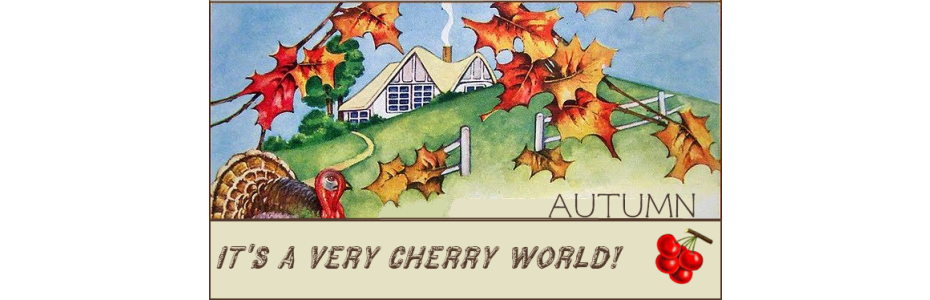 It's A Very Cherry World!
