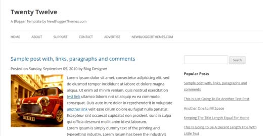 twenty-twelve-blogger-template