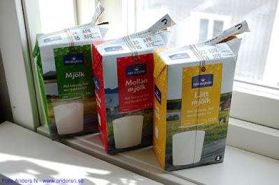 norrmejerier mjölk