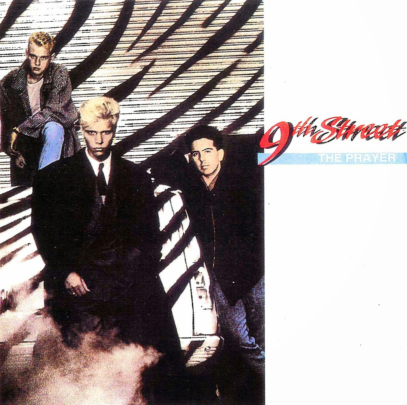 9th Street The Prayer 1989 aor melodic rock hi tech blogspot full albums bands