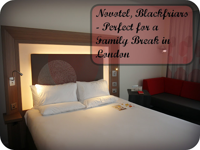 Stunning  Reasons to Choose the Novotel Blackfriars for your Family London Stay