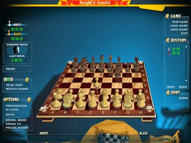Gambit Chess - Game Catur Kualitas Terbaik