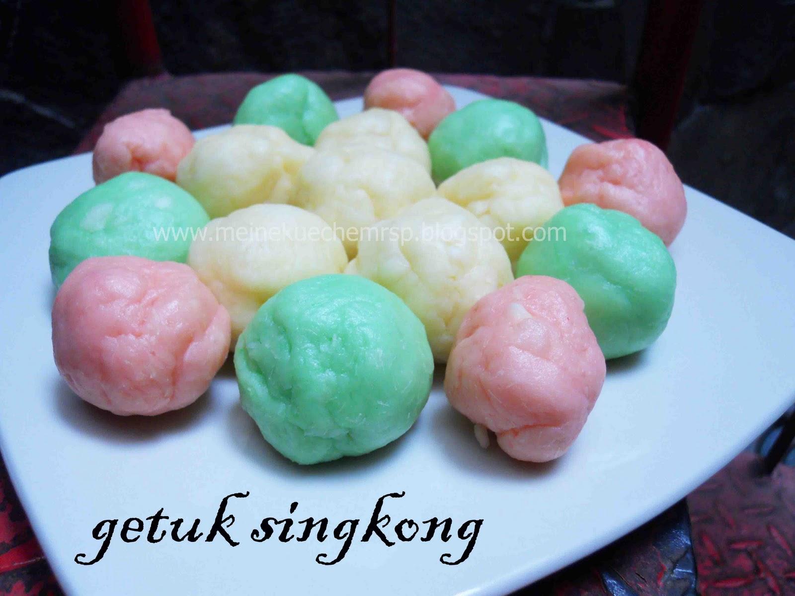 Home Resep Kue Basah Getuk Lindri Warna Warni Tabloid Nova Foto ...