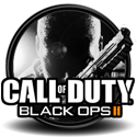 Call Of Duty : Black Ops 2 PC Cover Logo by http://jembersantri.blogspot.com