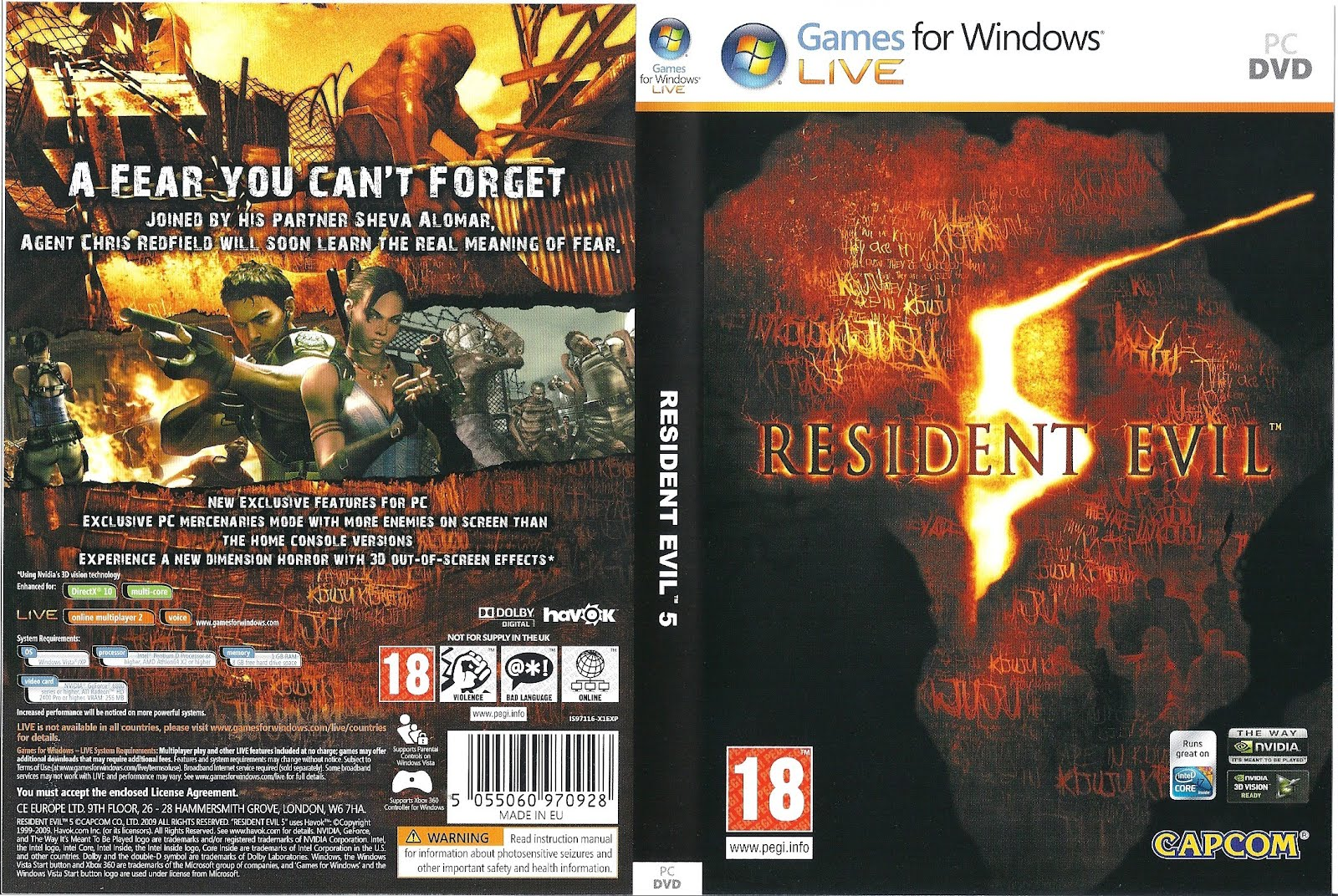 Resident evil 5 nude cheat xxx film