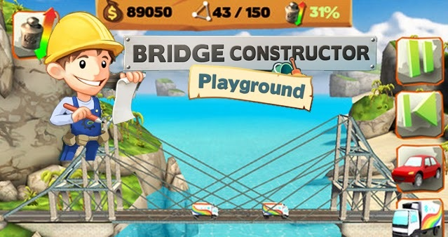 Bridge Constructor Playground PC Full Español