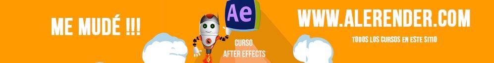 aleRENDER tutoriales e3d