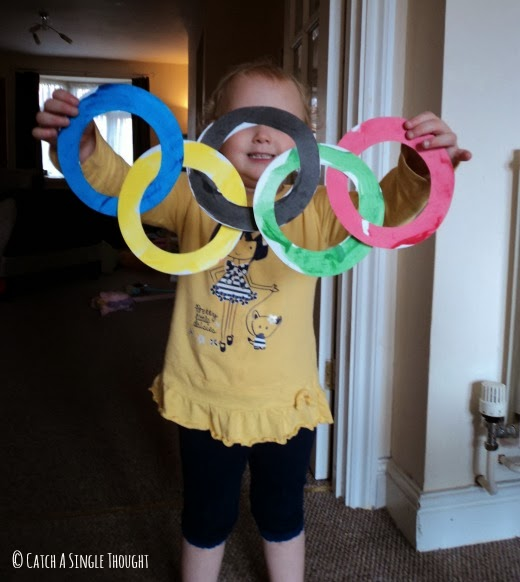 Let's Play: Olympic Crafts